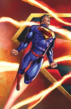 ACTION COMICS #44 Written by GREG PAK and AARON KUDER Art and cover by AARON KUDER