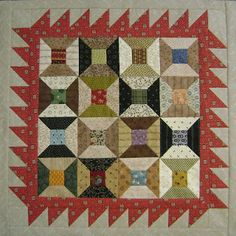 Happy Mochi Yum Yum Star Sampler Blocks Worked on my Happy Mochi Yum Yum Star Sampler a little today. I finished up 2 blocks of thi. Old Quilts, Antique Quilts, Scrappy Quilts, Barn Quilts, Small Quilts, Mini Quilts, Vintage Quilts, Quilting Projects, Quilting Designs
