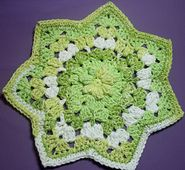 Ravelry: Granny RR Dish Cloth pattern by Julee Reeves