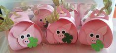 KarinNettchen: Glücksschwein mit einer Tüte Glück