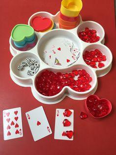 Valentine's maths activity