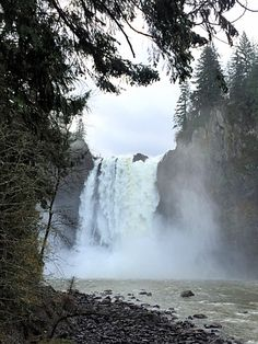 Snoqualmie Falls, Seattle