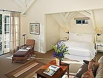 At Meadowood Resort in Napa Valley, CA. By Hotelied.