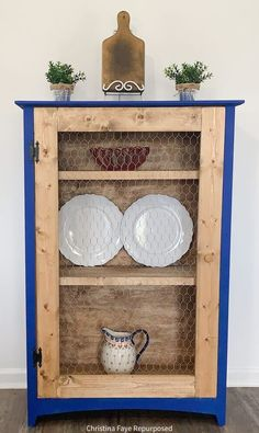 DIY Repurposed Chest of Drawers. Take an old chest of drawers and repurpose it into a beautiful storage cabinet! Add paint and stain. Thrift Store Furniture, Repurposed Furniture, Plywood Furniture, Modern Furniture, Furniture Design, Dresser Repurposed, Upscale Furniture, Refurbished Furniture, Painted Furniture