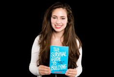 Aija Mayrock - Teenage Scholastic Author, Actress, and Activist