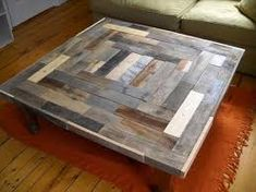 coffee table designs diy: diy pallet coffee table