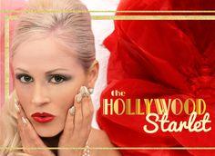 Hollywood Starlet Makeup for a Retro Hollywood Makeup Look Mojo Spa™ | Blog mojospa.com