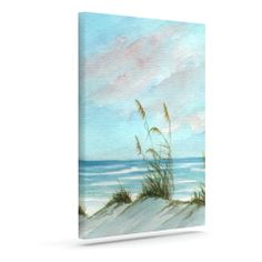 Bring your patio to life with this artistic canvas wrap featuring gorgeous artwork by Rosie Brown. These canvases are not only easy to hang and remove but also are the perfect addition to your patio c