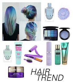 """Hair Trend"" by dazzlers ❤ liked on Polyvore featuring beauty, Christian Dior, The Gypsy Shrine, MAC Cosmetics, Victoria's Secret, Kate Somerville, CHI, Maybelline and Lancôme"