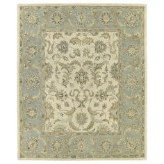Joaquin is a beautiful hand tufted rug, constructed from only the finest 100-percent premium virgin wool. The rug is created with sophisticated coloration and precision to detail to meet all your decorating needs.