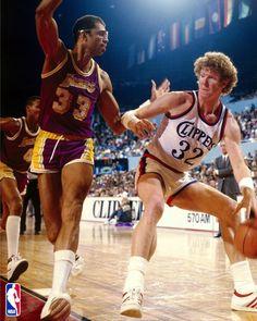 Kareem Abdul-Jabbar vs Bill Walton