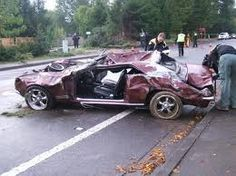 @Derik Johnson this is what would happen if you owned a fast car