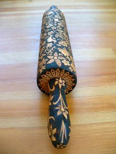 Prettiest rolling pin of all time