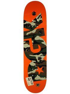 DGK Assault Orange Deck  8.06 x 32 on sale now