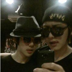 EXO Sehun and Chanyeol pre-debut Baekhyun, Park Chanyeol Exo, Exo Chen, Kpop Exo, Exo K, Chanbaek, Exo Ot12, Kris Wu, K Pop