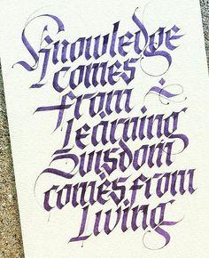 Beautiful calligraphy by @lalit.mourya207 - #typegang - free fonts at typegang.com | typegang.com #typegang #typography