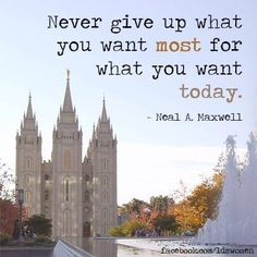 never give up what you want most | maxwell