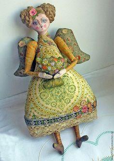 Olga Mart  будуарная кукла