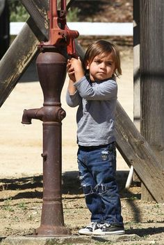 Mason Disick <3 Hes just too cute!