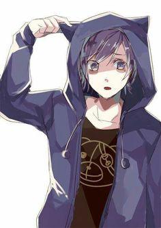 Diabolik Lovers - Mira Komori (Yui's Sister) - Chapter 5 - Candies and Cake Anime Neko, Kawaii Anime, Anime Art, Cute Anime Boy, Anime Guys, Kawaii Crush, Kanato Sakamaki, Diabolik Lovers Ayato, Neko Boy
