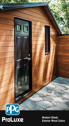 10 Best Exterior & Interior Wood Stain Inspiration by PPG