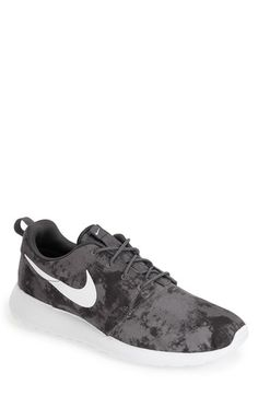 Nike  Roshe Run  Sneaker (Men) available at  Nordstrom Nike Shoes Outlet d5b1fe4fe5