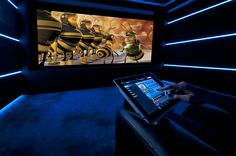 Another home theater idea