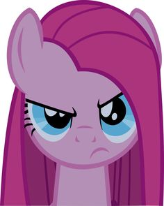 Images For > Pinkie Pie Mad