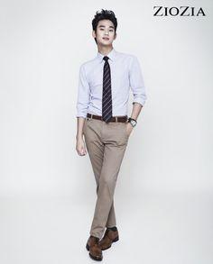Kim Soo Hyun (김수현) for ZIOZIA (지오지아) 2012 F/W #6 #KimSooHyun #SooHyun #ZIOZIA