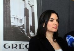 Kefalogianni Briefed On Hotel Federation's New Holiday Proposal For Greek Schools