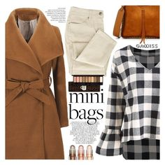 """So Cute: Mini Bags"" by vanjazivadinovic ❤ liked on Polyvore featuring Vince Camuto, Whiteley, Etude House, dress, polyvoreeditorial, minibags and gamiss"
