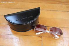 Marc Jacobs sunglasses $80  DressGlamour.com