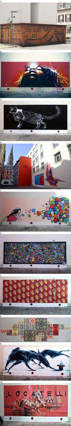 Mulhouse et le street art #1