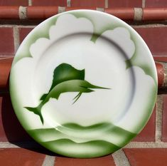 Jackson China Marlin Lunch Plate