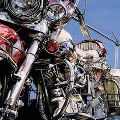 Motorcycle - David Parrish