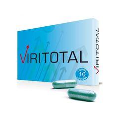 Viritotal Afrodisíaco Natural con L-Arginina 10 cápsulas - 3253
