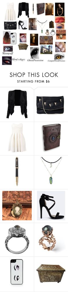 """""""Quotev story"""" by lisavelle ❤ liked on Polyvore featuring TFNC, Parker, Beauty Secrets, Qupid, 21dgrs, Arosha Luigi Taglia, NYX and Kate Spade"""