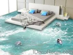 flooring wallpaper 3 Dophins Play in the Water Sea Ocean 00009 Floor Decals Wallpaper Wall Mural Stickers Print Art Bathroom Decor Living Room Kitchen Waterproof Business Home Office Gift 3d Wall Murals, Floor Murals, Floor Decal, Wall Decals, 3d Wallpaper For Walls, Floor Wallpaper, Wallpaper Online, Paper Wallpaper, Adhesive Wallpaper