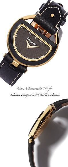 Salvatore Ferragamo 2015 Buckle Collection - Miss Millionairesss Boutique™