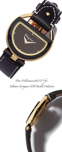 Salvatore Ferragamo 2015 Buckle Collection - Miss Millionairess's Boutique™