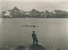 Greenland in the late 19th-early 20th century