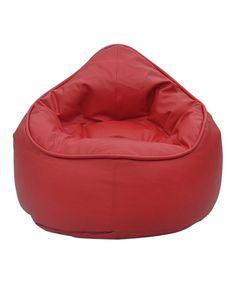 The Bull Bean Bag Chair Upholstery Grey Brown
