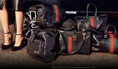 Gucci Fiat Bags + the Gucci Fiat and I will look like J. Lo in no time.