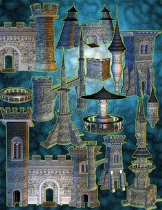 Fantasy Castle PLUS