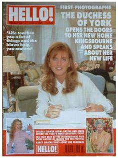 Sarah Ferguson 1995