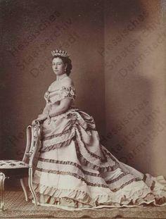 Princess Alice of the United Kingdom circa 1873