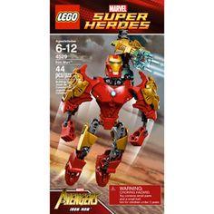LEGO Marvel Super Heroes Iron Man Building Set