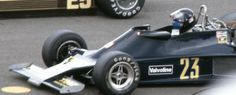 Brett Lunger, Watkins Glen 1978, Ensign N177