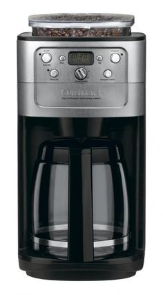 DGB-700BC - Grind & Brew™ 12-Cup Automatic Coffeemaker - Coffee Makers - Products - Cuisinart.com