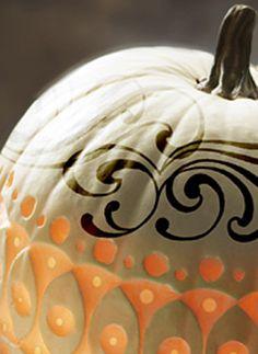 Martha Stewart - pumpkin
